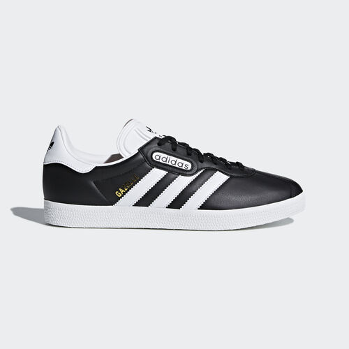 adidas - World Cup Gazelle Super Essential Shoes Core Black/Ftwr White/Crystal White CQ2794