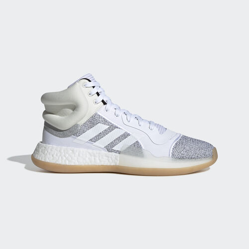 adidas - Marquee Boost Shoes Raw White / Ftwr White / Off White BB9299