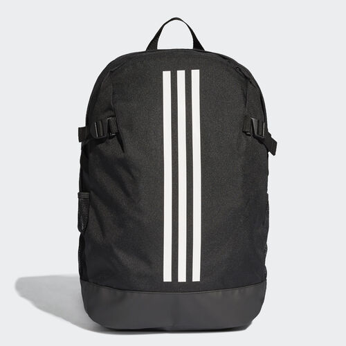 adidas - Power 4 Loadspring Backpack Black / White / White DQ1066