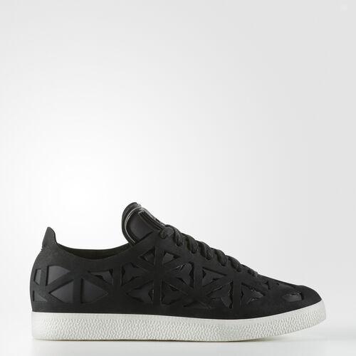 adidas - Gazelle Cutout Shoes Core Black Core Black Off White BY2959 eef1af581