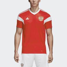 adidas - Camisola Principal da Rússia Red White BR9055 ... c4487623a335f