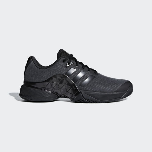 adidas - Barricade 2018 LTD Edition Shoes Core Black / Core Black / Core Black AC8804