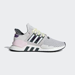 EQT Support 91/18 Ayakkabı Grey One / Cloud White / Clear Pink BD7826