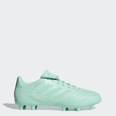 adidas - Botas Copa 18.3 – Piso Firme Clear Mint   Clear Mint   Gold Met ... 5bcce5af11429