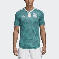 adidas - Camisola Alternativa Oficial da Alemanha Eqt Green White Real Teal  BR3143 ... c962ca01fd8f9