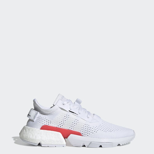 POD-S3.1 Shoes, , zoom, (Ftwr White / Ftwr White / Core Black), 03 April