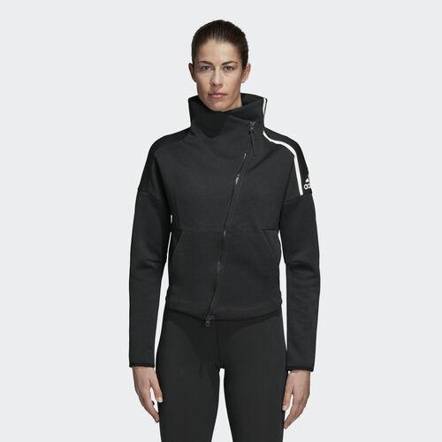 adidas - adidas Z.N.E. Heartracer Jacket Zne Htr/Black / Black CZ2817