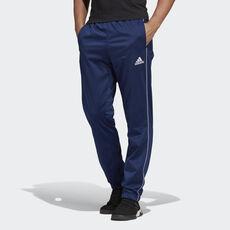 98d3560c627 adidas - Calças Core 18 Dark Blue   White CV3585 ...