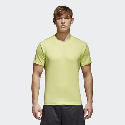 adidas - FreeLift Climachill Tee Semi Frozen Yellow CE0821
