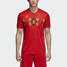 adidas - Camisola Principal da Bélgica Vivid Red Power Red Bold Gold BQ4520  ... f06a1036e5a38
