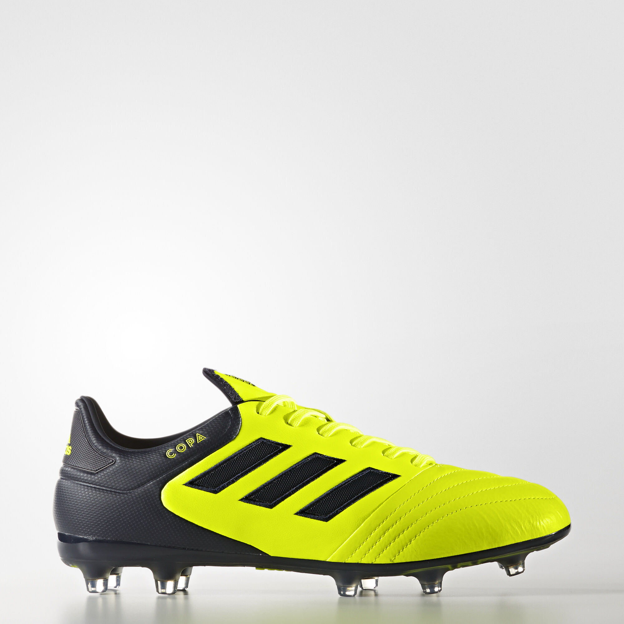 Adidas Copa 172 Firm Ground Boots Solar Yellow Legend Ink S77137