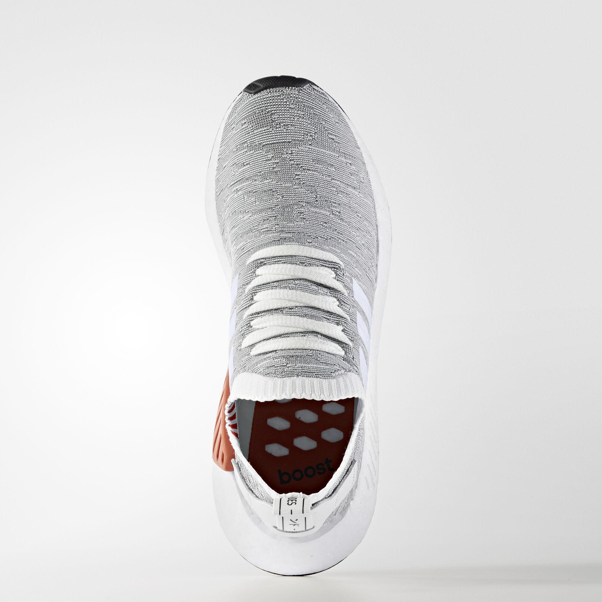 b6975e4043dfd9 adidas NMD R2 Primeknit Shoes - White