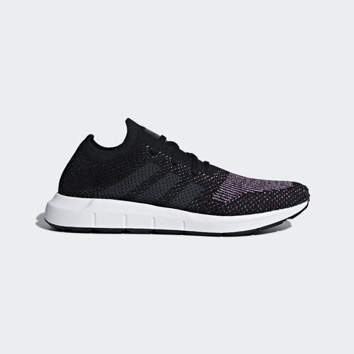 adidas - Swift Run Primeknit Shoes Core Black/Grey Five/Medium Grey Heather CQ2894