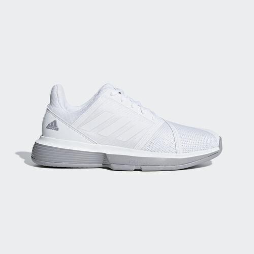 adidas - CourtJam Bounce Shoes Ftwr White / Ftwr White / Light Granite CG6354