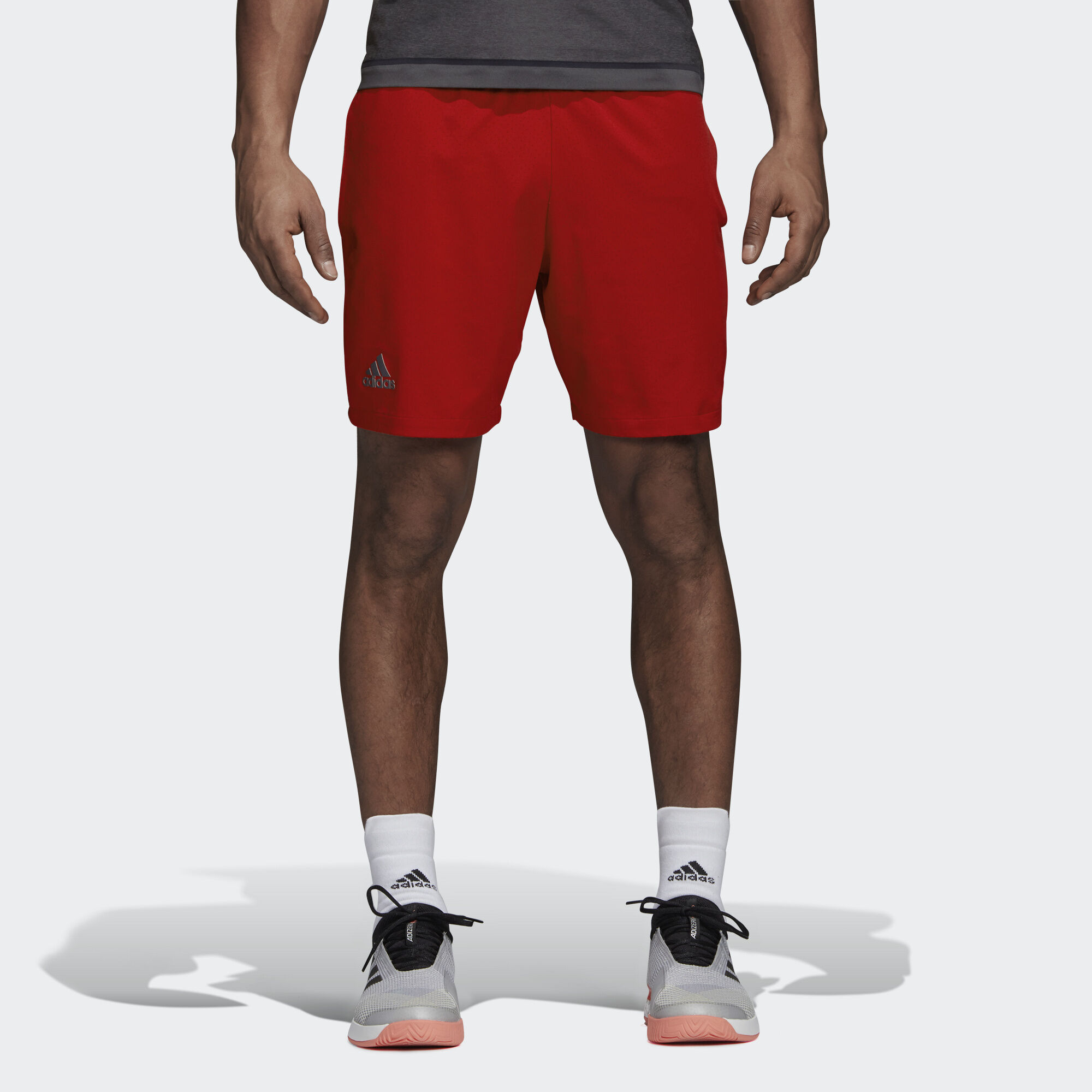 adidas Barricade Shorts - Red | adidas Asia/Middle East