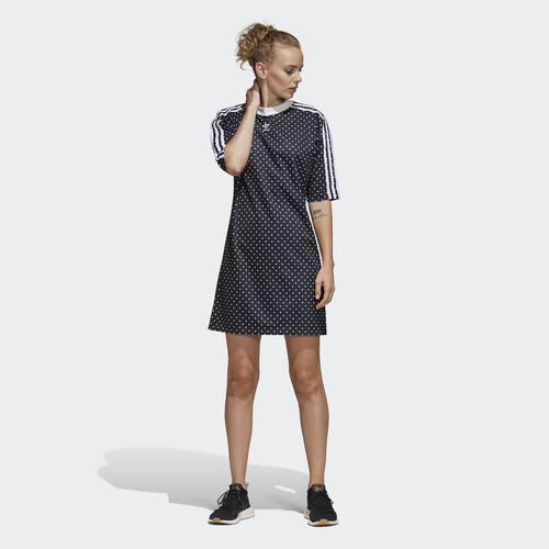 adidas - Dress Black / White DU9723