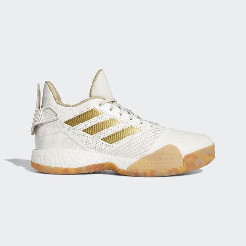 adidas - T-Mac Millennium Shoes Ftwr White / Gold Met. / Ftwr White G27750