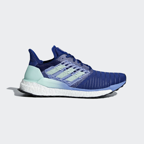 adidas - Solar Boost Shoes Mystery Ink / Clear Mint / Real Lilac BB6602