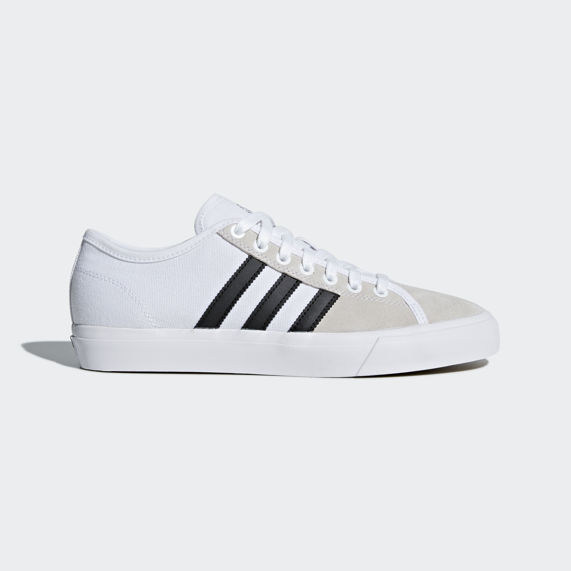 adidas Skateboarding Matchcourt RX Trainers In White CQ1129 - White adidas G68ce9