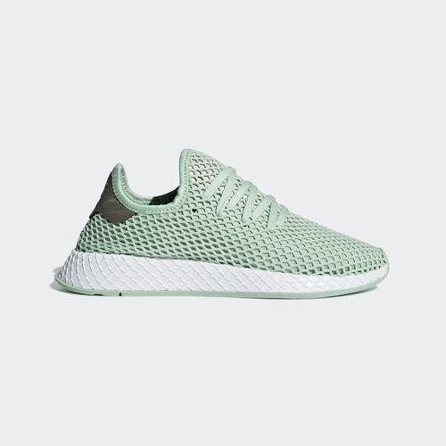 the latest 04e3f 7de54 adidas - Deerupt Shoes Ash Green  Ash Green  Tech Silver Met. B37680