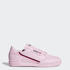 the latest ec342 4ffbe adidas - Zapatilla Continental 80 Clear Pink  Scarlet  Collegiate Navy  B41679 ...