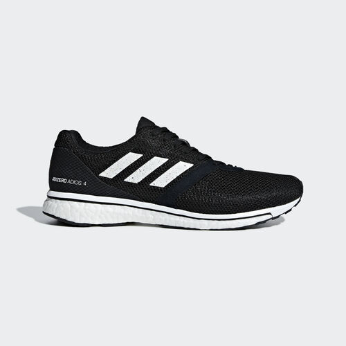 adidas - Adizero Adios 4 Shoes Core Black / Ftwr White / Core Black B37312