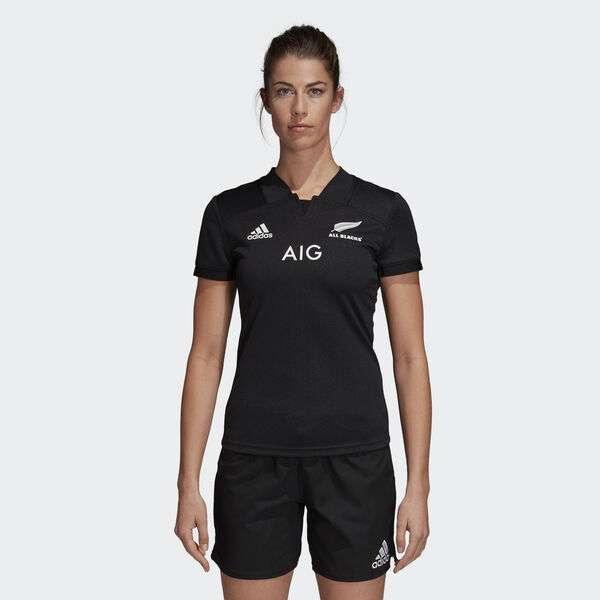 Camisola Principal dos All Blacks Preto AZ5560