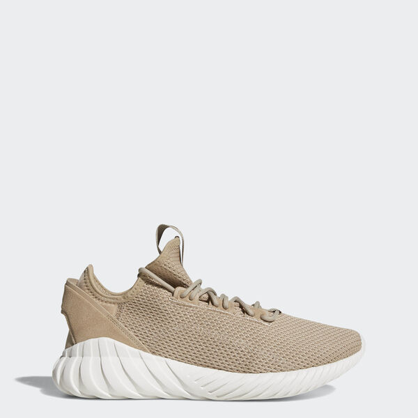 Sapatos Tubular Doom Sock Bege BY3562