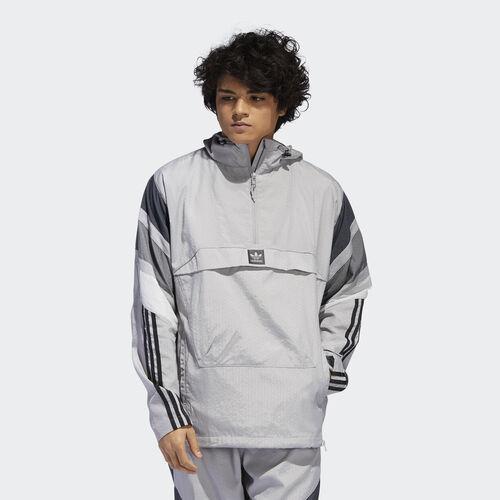 adidas - 3ST Track Jacket Light Granite / Dgh Solid Grey / Grey Five / Clear Onix DU3920
