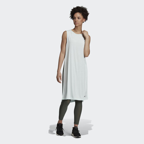 adidas - Wanderlust Long Tunic Ice Mint DT4137