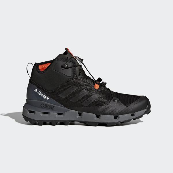 adidas TERREX Fast Mid GTX-Surround Shoes - Black  1281781c9