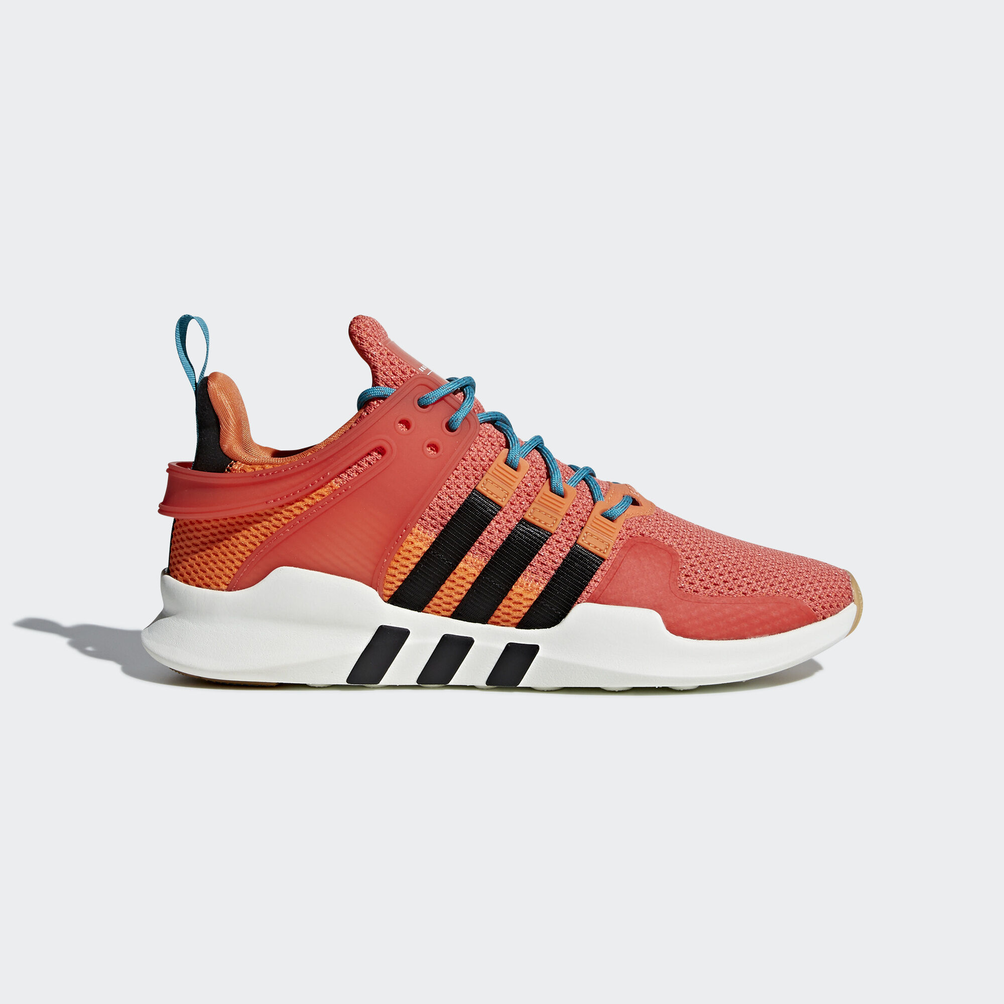 NEW adidas Originals EQT SUPPORT ADV SUMMER SHOES CQ3043 Trace Orange White a1