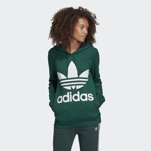 adidas - Trefoil Hoodie Collegiate Green CE2412