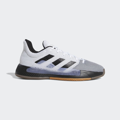adidas - Pro Bounce Madness Low 2019 Shoes Core Black / Core Black / Ftwr White BB9222