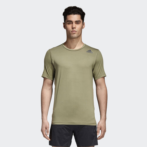 adidas - Freelift Fitted Elite Tee Trace Cargo CE0837