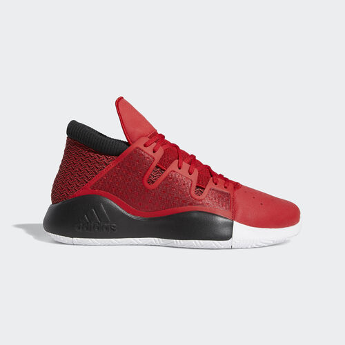 adidas - Pro Vision Shoes Scarlet / Core Black / Ftwr White F36275