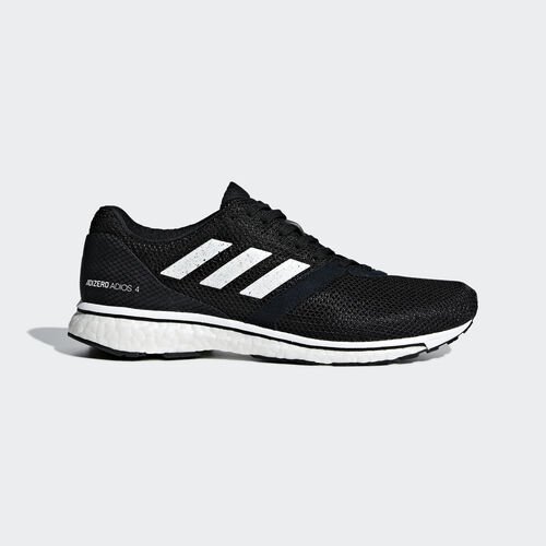 adidas - Adizero Adios 4 Shoes Core Black / Ftwr White / Core Black B37377