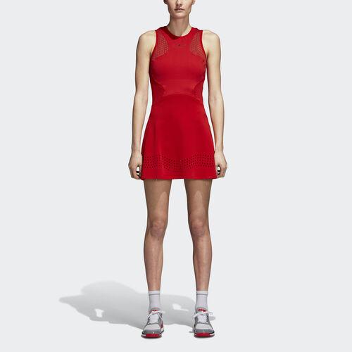 adidas - adidas by Stella McCartney Barricade Dress Core Red CY1905