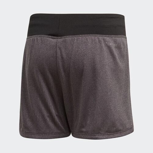 adidas - Training Chill Shorts Black Melange / White DV2799