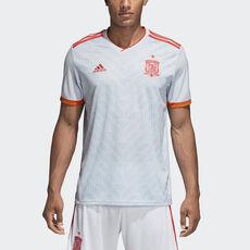 adidas - Camisola Alternativa de Espanha White Halo Blue Bright Red BR2697  ... e93b868eebb7b