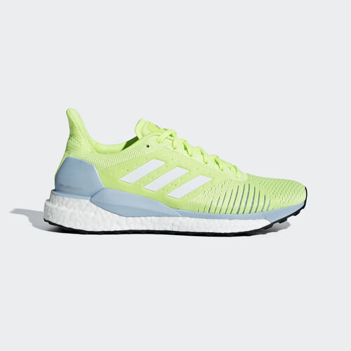 adidas - Solar Glide ST Shoes Hi-Res Yellow / Ftwr White / Ash Grey D97428