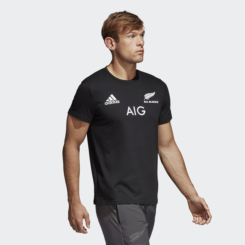 T-Shirt Principal dos All Blacks