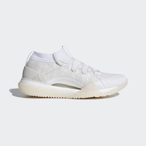 adidas - Pureboost X TR 3.0 Shoes Ftwr White/Chalk Pearl/Silver Metallic CG3529