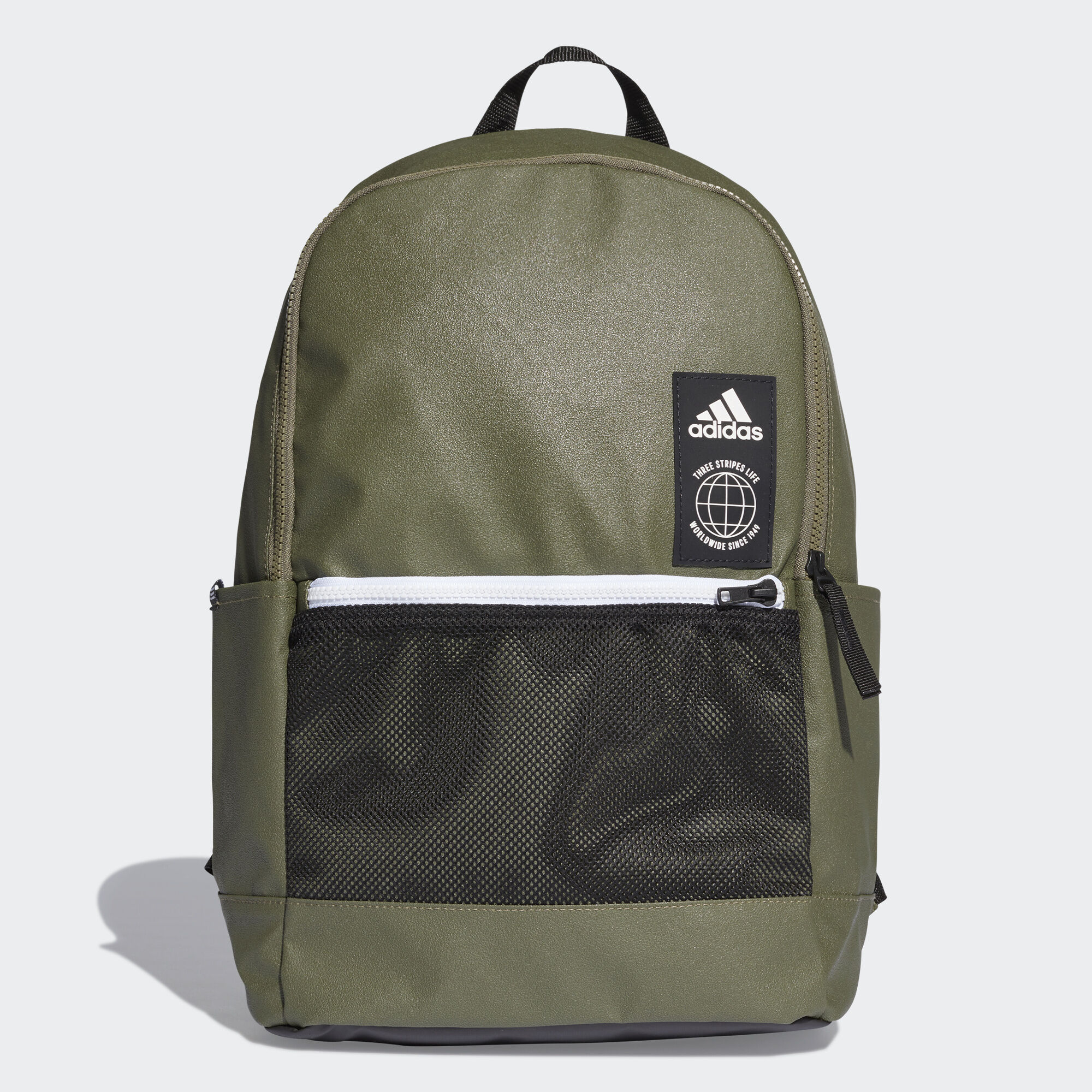 79edd827ece3 adidas - Classic Urban Backpack Green   Black   White DT2606