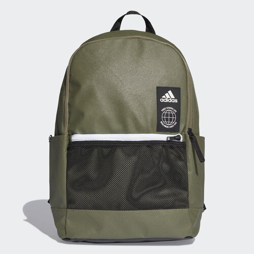 adidas - Classic Urban Backpack Green / Black / White DT2606