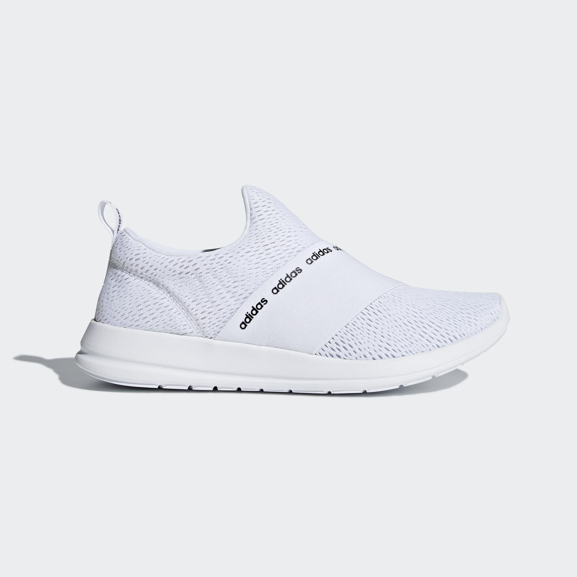 Adidas Cloudfoam Refine Adapt Shoes White Adidas