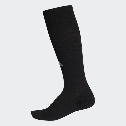 adidas - Alphaskin Lightweight Cushioning Over-the-Calf Compression Socks Black/Black CV7698
