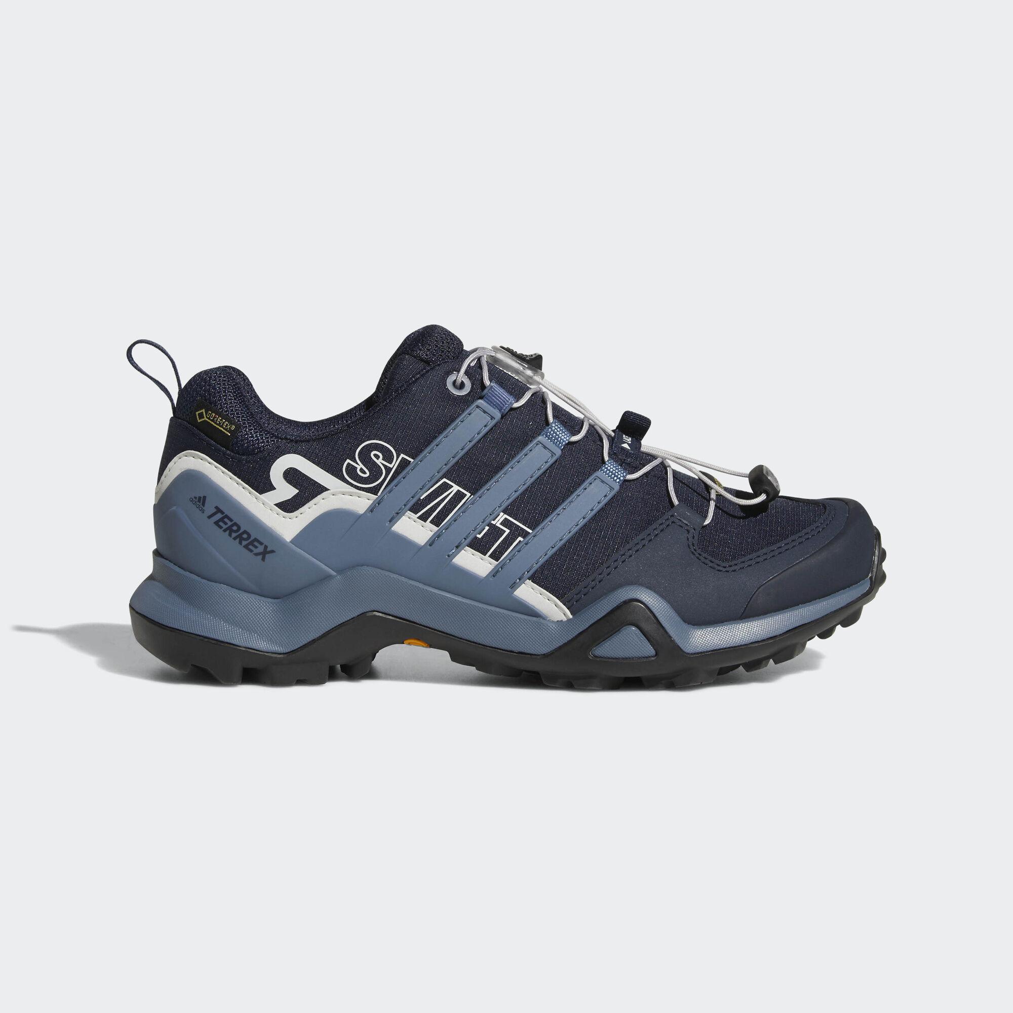 45a6eb71912 adidas - Terrex Swift R2 GTX Shoes Legend Ink   Tech Ink   Grey One AC8057. Women  TERREX
