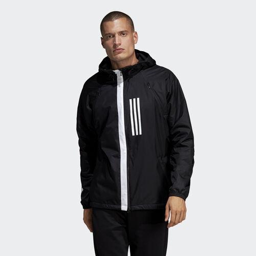 adidas - adidas W.N.D. Fleece-Lined Jacket Black DZ0052