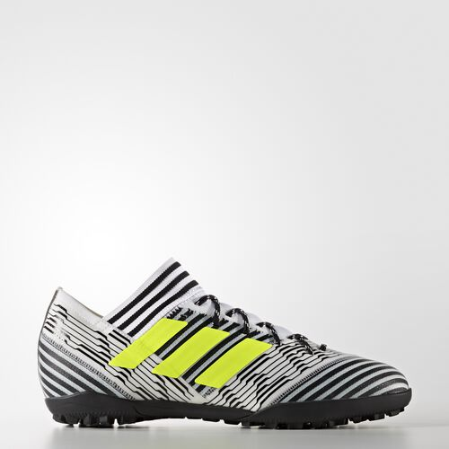 adidas - Nemeziz Tango 17.3 Turf Boots Footwear White/Solar Yellow/Core Black BB3657